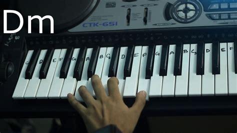 youtube pattern piano and keyboard asarai mahinama piano keyboard tutorial youtube