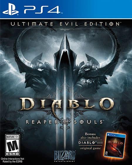 diablo 174 iii reaper of souls ultimate evil edition