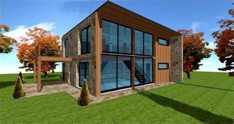 Plans De Maisons Contemporaines 2498 by Loft Plan Maison Loft Concept Architecte Loft 1 Et