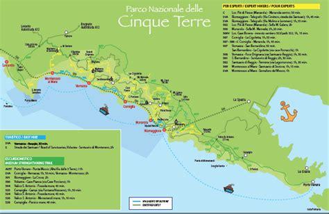 cinque terre italy map levanto hotel oasi