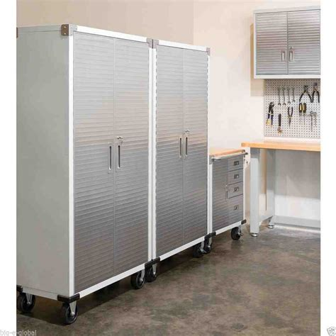 Metal Cabinets For Garage Storage Metal Garage Storage Cabinets Decor Ideasdecor Ideas
