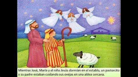 historia con imagenes del nacimiento de jesus relatos de la biblia para ni 241 os el nacimiento de jesus