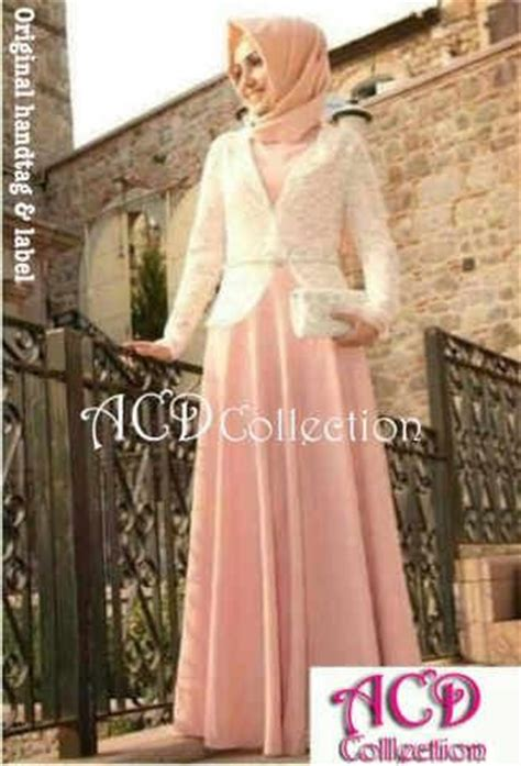 Maxi Dress Gamis Dress Muslim Wanita Felora Dress glamorous s style with blazers collection