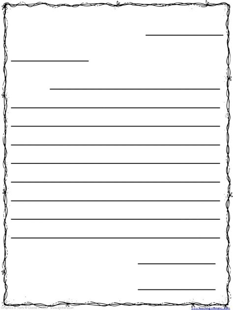 letter writing template for grade writing a friendly letter worksheet 3rd grade cover