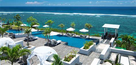 luxurious resorts  retreats  bali