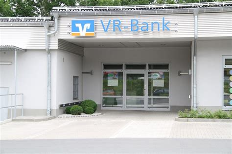 rv bank bayreuth vr bank bayreuth hof eg filiale heinersreuth