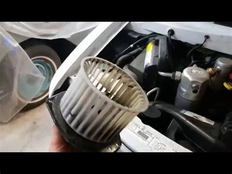 how to change blower motor on a 1997 gmc savana 3500 full download how to install replace ac heater fan blower motor 1997 2013 chevy express gmc savana