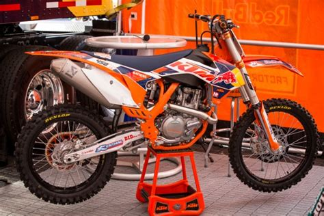 2014 Ktm 450 Factory Edition Race Ready 2014 Ktm 450 Sx F Factory Edition Transworld