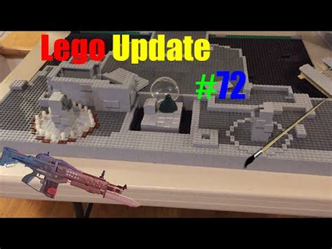 lego vault tutorial lego update 72 vault of glass progress painting