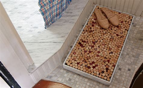 Wine Cork Bath Mat Diy by 6 Easy To Do Diy Projects That Won T Ruin Your