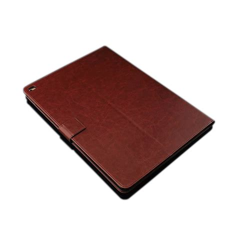 Flip Cover Pro 12 9 Inch fashion tablet leather cover for apple pro 12 9