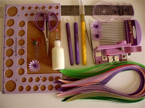 quilling tools tutorial quilling tools kit diy quilling tools tutuorials