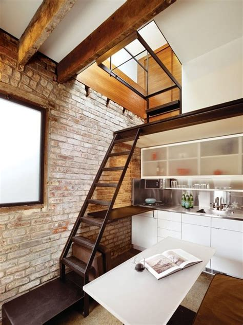 boiler room turned into tiny home fancy deco com this tiny home is never too small decogirl montreal