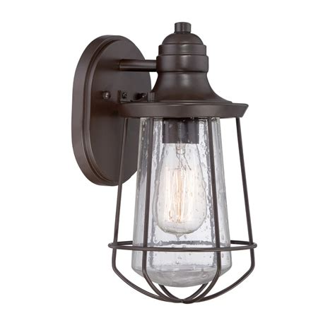 Marine Lighting Fixtures Quoizel Marine 1 Light Outdoor Wall Fixture L Brilliant Source Lighting