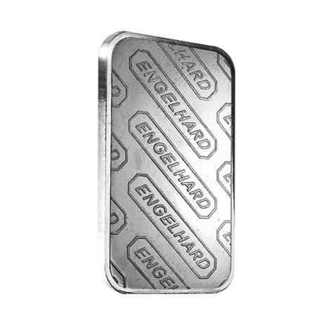 1 oz engelhard silver bar 999 1 oz engelhard silver vintage bar 999 bullion exchanges