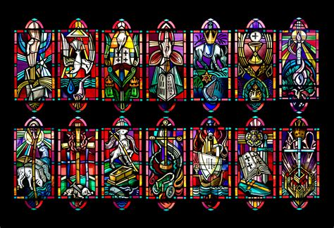 stained glass ls zion s windows