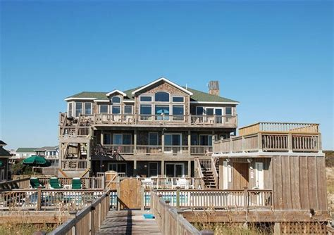 outer banks 4x4 house rentals twiddy outer banks vacation home buffet s 4x4