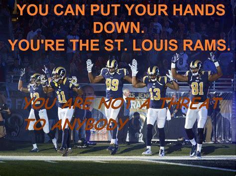 St Louis Rams Memes - rams suck meme memes