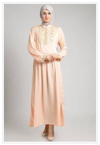 Gamis Aneka Model Dan Motif mau ini aneka model busana muslim motif terbaru 2016