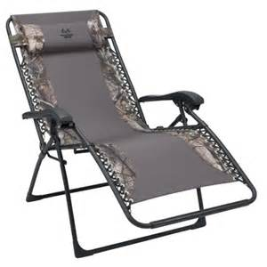 Realtree Chair Realtree Oversized Relaxer Chair Lounge Chairs Amp Chaises