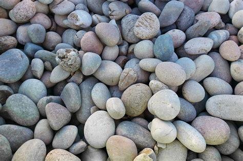 backyard pebble gravel budget landscape and building supplies pebbles rocks for landscaping unpolished river