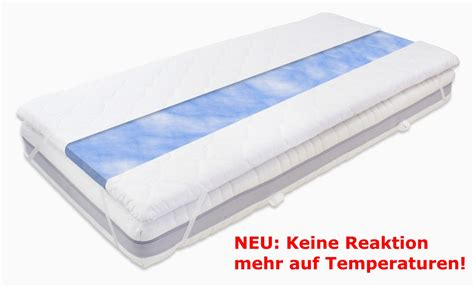rollbare matratze mattress topper duck feather mattress topper groupon goods