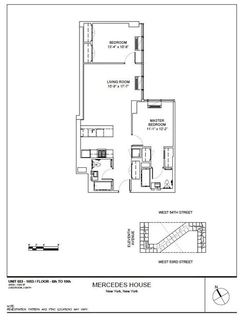 mercedes homes floor plans 2006