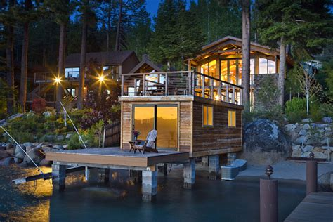 boat house movie stunning glenbrook nevada home has a pier boathouse and an amazing view of lake