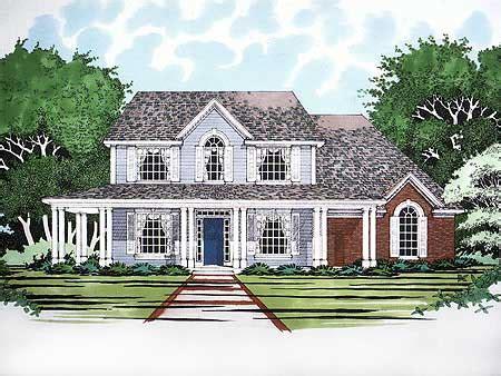 elegant farmhouse home plan 92355mx architectural elegant farmhouse 3054d 1st floor master suite bonus