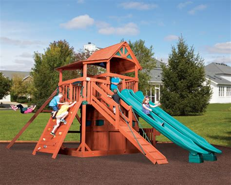 swing sets nashville swingsets and playsets nashville tn titan treehouse jumbo 4