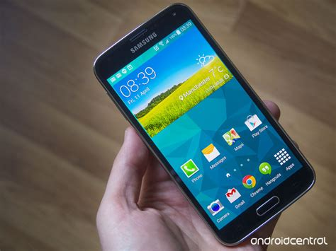 android samsung galaxy s5 verizon gets a samsung galaxy s5 developer edition android central