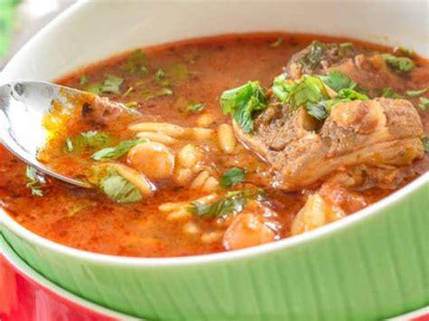 recettes de cuisine m馘iterran馥nne recettes d oiseaux et soupe