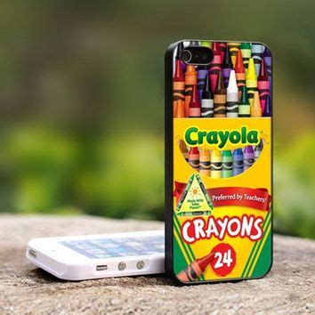 Crayola Crayons Iphone All Hp melting crayola crayons for iphone 5 from thecustomartartfire