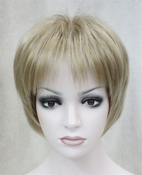 Daily Wig Rws 04 kk 003776 light honey daily hair wig in synthetic wigs from