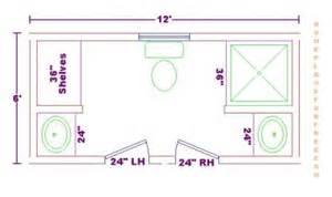 On plan design ideas jack and jill 6x12 bathroom design ideas floor