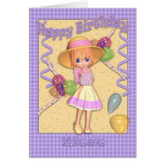 Free Printable Birthday Cards For Niece Niece Cards Photocards Invitations More