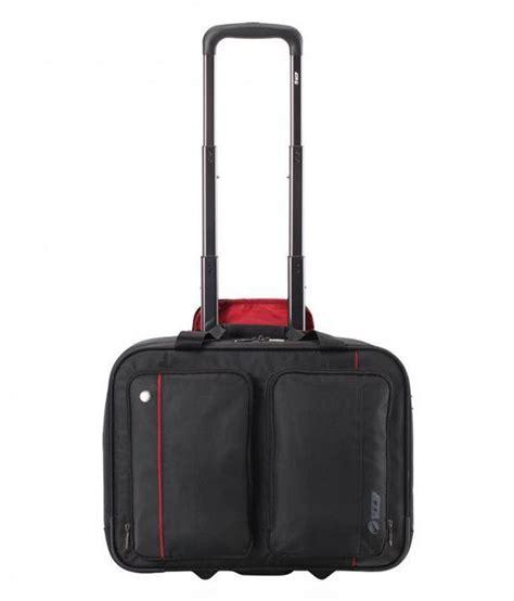 VIP Black Polyester 2 Wheels Travel Bag   Buy VIP Black