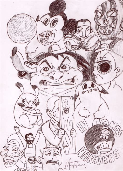 seananners hunted by freeman pokeawesome seananners by megatoon27 on deviantart