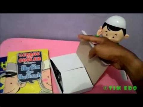 New Hafiz new hafiz talking doll unboxing ea