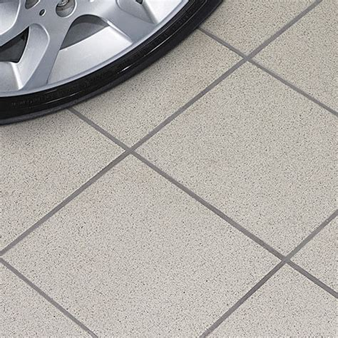 Porcelain Tile Garage Floor What Is The Best Garage Flooring To Install For Your Garage All Garage Floors