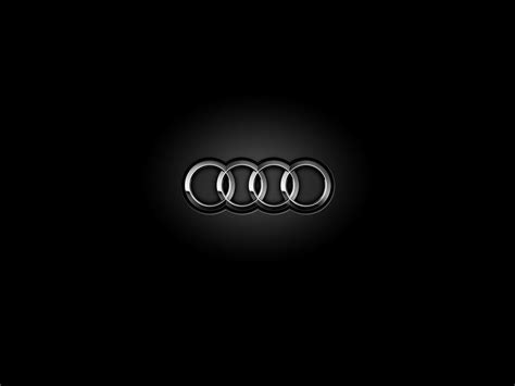 Audi Logo Wallpaper A Beautiful Collection Of Car Logos Car Wallpapers Hd