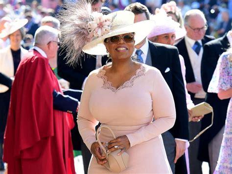celebrity pics at royal wedding royal wedding 2018 oprah winfrey idris elba and more