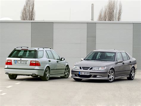 hirsch performance saab 9 5 sedan aero photos