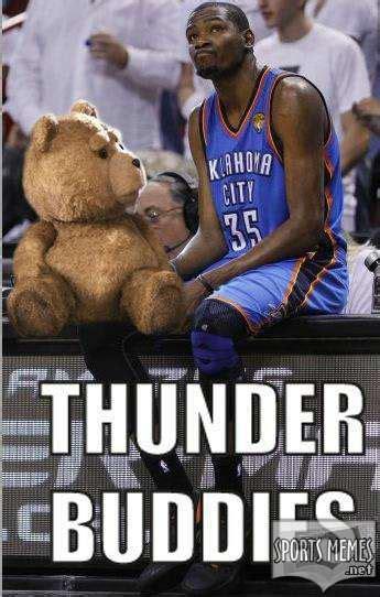 Thunder Memes - thunder buddies meme