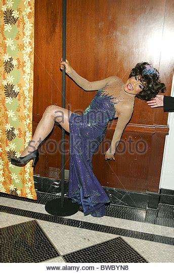Bette Midlers New York Restoration Projects Hulaween Gala by Eartha Kitt Portrait Stock Photos Eartha Kitt Portrait