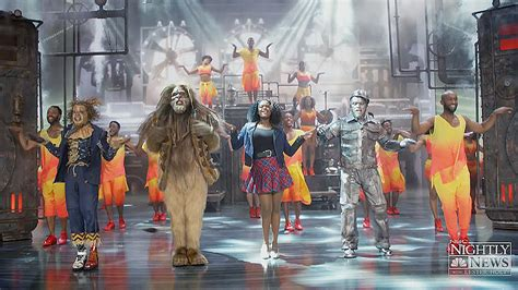 there s no place like home in the wiz live nbc news