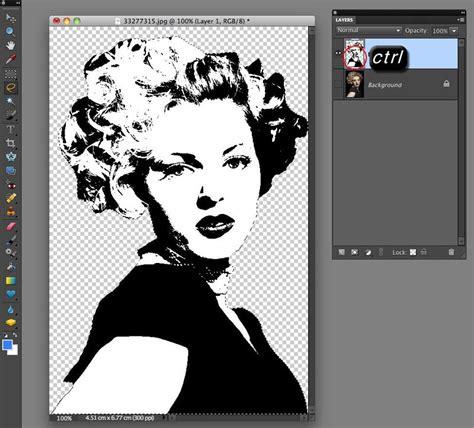 pattern photoshop pop art warhol style pop art effect with photoshop elements