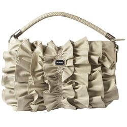 Fiore Claudette Pleated Frame Bag by Fiorelli Designer Bags Reviews