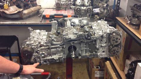 Subaru Ej Engine by Subaru Engine Comparison Fa20 Ej20 Ej25 Sti Wrx