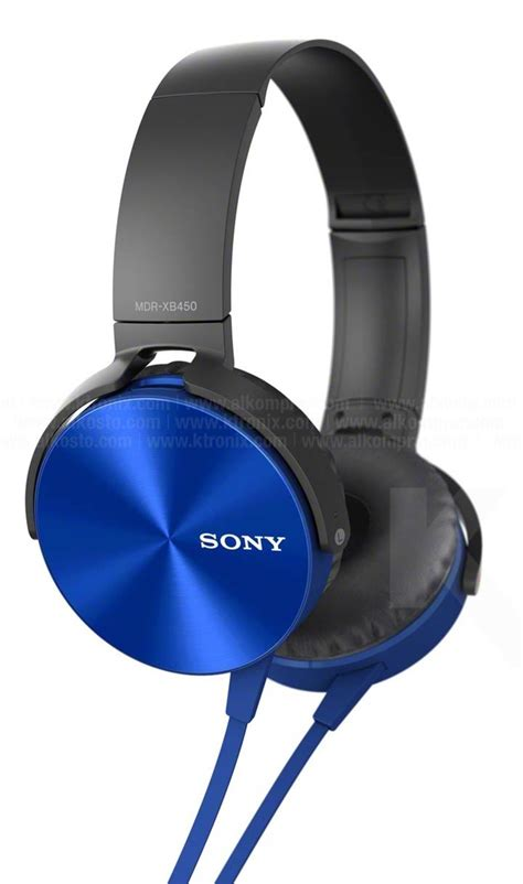 Jbl Xb450ap Dj Power Stereo Bass Headphone Headset Earphone Hi 1 aud 237 fonos sony overhead mdr xb450ap azul alkosto
